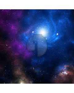 Universe Computer Printed Photography Backdrop S-1864