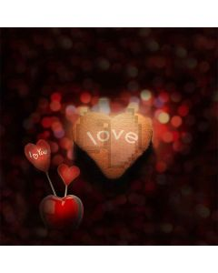 Love Honey  Computer Printed Photography Backdrop S-214
