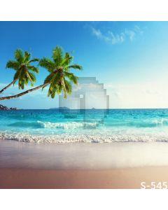 Beautiful Sea Wave Computer Printed Photography Backdrop S-545