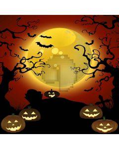 Happy Halloween Computer Printed Photography Backdrop XLX-061