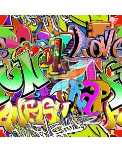 Colorful Graffiti Computer Printed Photography Backdrop XLX-080