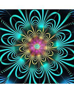 Symmetrical Flower Computer Printed Photography Backdrop XLX-242