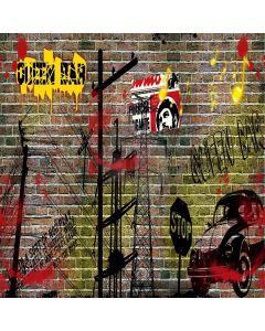 Wall Graffiti Computer Printed Photography Backdrop XLX-270