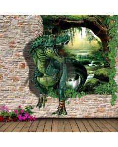 Huge Dragon  Computer Printed Photography Backdrop XLX-522