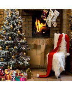 Christmas Gifts Digital Printed Photography Backdrop YHA-030