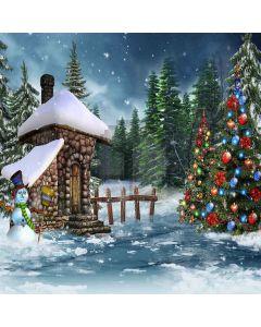 The Peace Of Christmas Digital Printed Photography Backdrop YHA-072