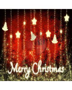 Warm hearted Christmas Digital Printed Photography Backdrop YHA-103