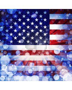 Glamorous America Flag Digital Printed Photography Backdrop YHA-167