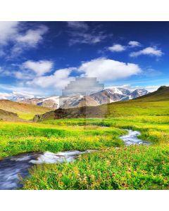 Spectacular Scenery Digital Printed Photography Backdrop YHA-221