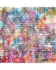 Colorful Stone Wall Digital Printed Photography Backdrop YHA-237