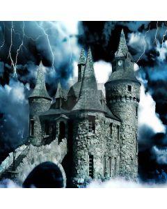 Terrified Castle Digital Printed Photography Backdrop YHA-278