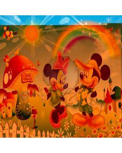 Cartoon World Digital Printed Photography Backdrop YHA-339