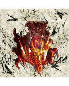 Powerful Dragon Digital Printed Photography Backdrop YHA-369