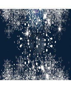 Distinct Snowflakes Digital Printed Photography Backdrop YHA-447