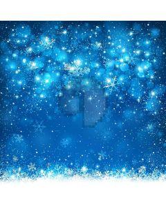 Numerous Snowflakes Digital Printed Photography Backdrop YHA-484