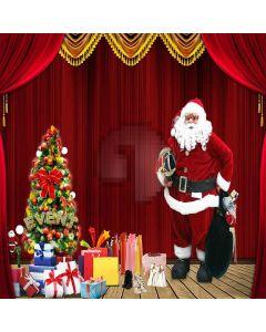 Tempting Christmas Gifts Digital Printed Photography Backdrop YHA-485