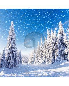 Surprising Snow Digital Printed Photography Backdrop YHA-489