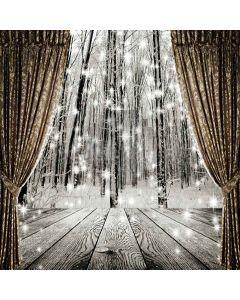 Elegant Curtains Digital Printed Photography Backdrop YHA-512
