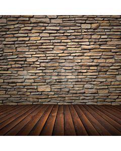 Brick Wall Digital Printed Photography Backdrop YHA-534