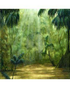 Tropical Jungle Digital Printed Photography Backdrop YHB-025