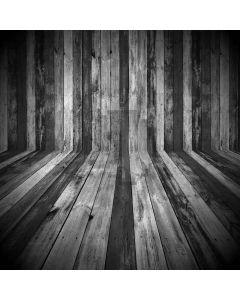 Wood Floor Digital Printed Photography Backdrop YHB-095