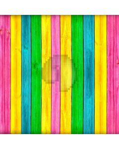 Colorful Wood Digital Printed Photography Backdrop YHB-099