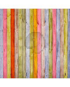Thin Wood Strips Digital Printed Photography Backdrop YHB-103
