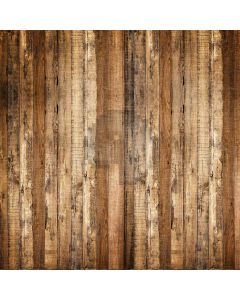 Ordinary Wood Digital Printed Photography Backdrop YHB-109