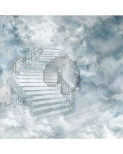 Long Staircase Digital Printed Photography Backdrop YHB-133