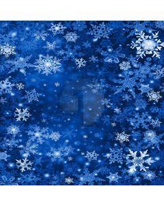 Nice Snowflakes Digital Printed Photography Backdrop YHB-135