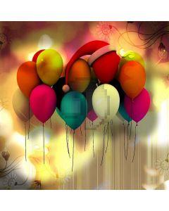 Colorful Balloons Digital Printed Photography Backdrop YHB-179