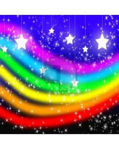 Colorful Rainbow Digital Printed Photography Backdrop YHB-205