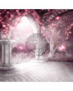 Pretty Palace Digital Printed Photography Backdrop YHB-230