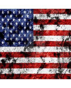 American Flag Digital Printed Photography Backdrop YHB-231