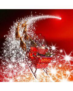 Kindly Santa Digital Printed Photography Backdrop YHB-258
