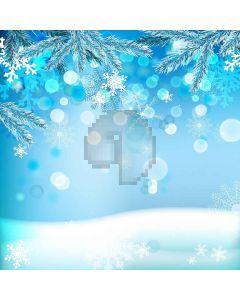 Snowing Crystal Digital Printed Photography Backdrop YHB-259