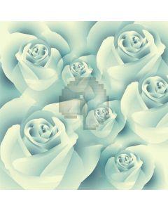 Peaceful Flowers Digital Printed Photography Backdrop YHB-263