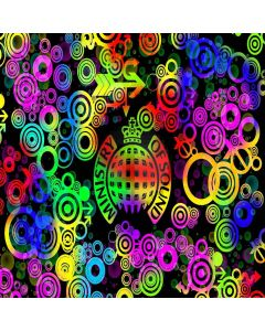 Colorful Pattern Digital Printed Photography Backdrop YHB-280