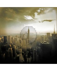 City tall buildings Computer Printed Photography Backdrop YKY-058