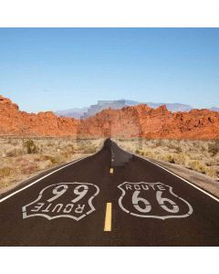 Long Stretches Of Rural Road Computer Printed Photography Backdrop YKY-083