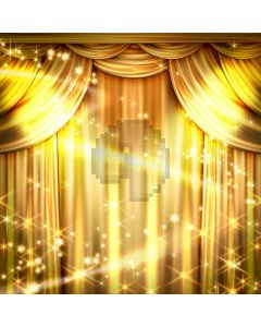 Dazzling stage lighting curtain Computer Printed Photography Backdrop ZJZ-182