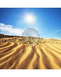 Sunny Desert  Computer Printed Photography Backdrop ZJZ-379