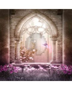 Dream Gate  Computer Printed Photography Backdrop ZJZ-493