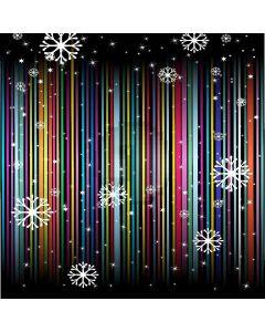 Beautiful Snowflakes  Computer Printed Photography Backdrop ZJZ-916