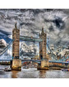 Tower Bridge  Computer Printed Photography Backdrop ZJZ-949