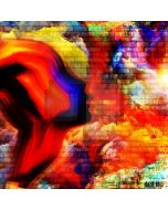 Grattifi Colour Abstract Art\ Computer Printed Photography Backdrop ABD-253