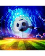 Football Player Playground Computer Printed Photography Backdrop ABD-260