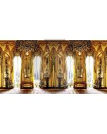 royal ballroom Computer Printed Dance Recital Scenic Backdrop ACP-107