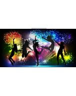 People Firework Computer Printed Dance Recital Scenic Backdrop ACP-1102