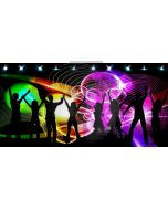 People Lights Computer Printed Dance Recital Scenic Backdrop ACP-1161